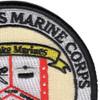 Parris Island, SC Recruit Training Center Patch | Upper Right Quadrant