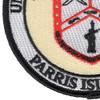 Parris Island, SC Recruit Training Center Patch | Lower Left Quadrant