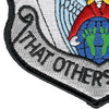 Pararescue Jumper Patch So Others May Live Hook and Loop Version | Lower Left Quadrant