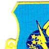 Pacific Air Command Patch | Upper Left Quadrant