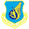 Pacific Air Command Patch