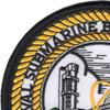 Naval Submarine Base New London Groton Connecticut Patch | Upper Left Quadrant