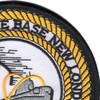 Naval Submarine Base New London Groton Connecticut Patch | Upper Right Quadrant
