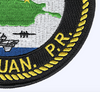 San Juan Naval Station Patch - Puerto Rico | Lower Right Quadrant