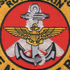 Naval Station Rota Spain Patch | Center Detail