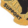 544th Maintenance Battalion Patch | Lower Left Quadrant