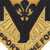 544th Maintenance Battalion Patch | Center Detail
