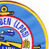 LPD-5 USS Ogden Patch | Upper Right Quadrant