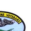Long Island Veterans Submarine Base Patch   Upper Right Quadrant