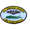 Long Island Veterans Submarine Base Patch