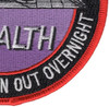 Lockheed F-117 Nighthawk Stealth Fighter Team Patch | Lower Right Quadrant