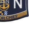 LNCS Senior Chief Legalman Patch   Lower Right Quadrant