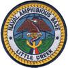 Little Creek Amphibious Base Patch
