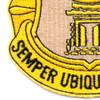 540th Maintenance Battalion Patch | Lower Left Quadrant