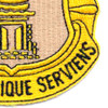 540th Maintenance Battalion Patch | Lower Right Quadrant