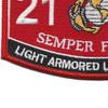 Light Armored LAV Repairer 2147 Patch | Lower Left Quadrant