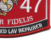 Light Armored LAV Repairer 2147 Patch | Lower Right Quadrant