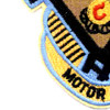 540th Maintainance Battalion Patch  - Version A | Lower Left Quadrant