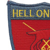 K-9 Hell On Paws Vietnam Patch | Upper Left Quadrant