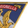 Naval Air Station Sigonella Patch | Upper Right Quadrant