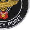 Naval Air Station Sangley Point Patch - Philippines | Lower Right Quadrant