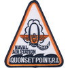 Naval Air Station Quonset Point Rhode Island Patch