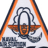 Naval Air Station Quonset Point Rhode Island Patch | Center Detail