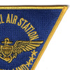 Naval Air Station North Island CA Patch | Upper Right Quadrant
