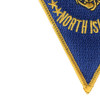 Naval Air Station North Island CA Patch | Lower Left Quadrant