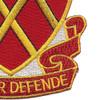 53rd Field Artillery Battalion Patch   Lower Right Quadrant