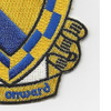 53rd Armored Infantry Battalion Patch   Lower Right Quadrant