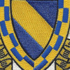 53rd Armored Infantry Battalion Patch | Center Detail