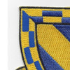53rd Armored Infantry Battalion Patch | Upper Left Quadrant