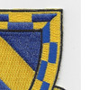 53rd Armored Infantry Battalion Patch | Upper Right Quadrant