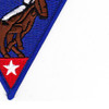 Naval Air Station Dallas Texas Patch - Version A   Lower Right Quadrant