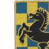 532nd Military Intelligence Battalion Patch | Upper Left Quadrant
