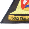 Naval Air Station Chincoteague Virginia Patch | Lower Left Quadrant