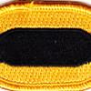 509th Airborne Infantry Regiment 3rd Battalion Patch Oval | Center Detail