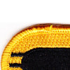 509th Airborne Infantry Regiment 3rd Battalion Patch Oval | Upper Left Quadrant