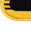 509th Airborne Infantry Regiment 3rd Battalion Patch Oval | Lower Left Quadrant