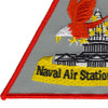 Naval Air Station Anacostia Patch | Lower Left Quadrant