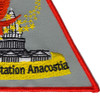 Naval Air Station Anacostia Patch | Lower Right Quadrant