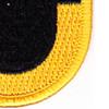 509th Airborne Infantry Regiment 3rd Battalion Patch Flash   Lower Right Quadrant