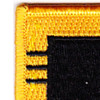 509th Airborne Infantry Regiment 3rd Battalion Patch Flash   Upper Left Quadrant