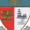 Naval Air Facility Naples Italy Patch | Center Detail
