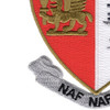 Naval Air Facility Naples Italy Patch | Lower Left Quadrant
