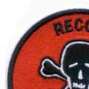 509th Airborne Infantry Regiment 2nd Battalion Patch Recon 2/509   Upper Left Quadrant
