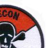 509th Airborne Infantry Regiment 2nd Battalion Patch Recon 2/509   Upper Right Quadrant