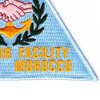 Naval Air Facility Kenitra Morocco Patch   Lower Right Quadrant