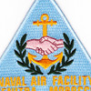 Naval Air Facility Kenitra Morocco Patch   Center Detail